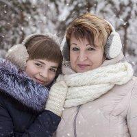 бабушка и внучка :: Наталья Владимировна Сидорова
