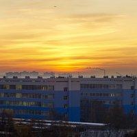 Осенний рассвет :: Минихан Сафин