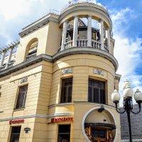 Ресторан ПРАГА. Старый Арбат. Москва :: Tata Wolf