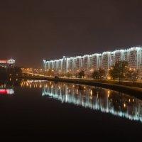 Ночной Минск. 2015 :: Сергей Дудкин