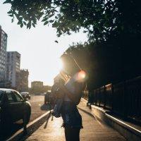 летом на улице :: Кирилл Гудков