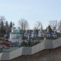 Псково-Печерский монастырь :: Татьяна Сапрыкина