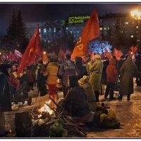 Красное ноября (2017) :: Олег Терёхин