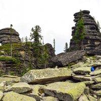 Каменный город панорама :: Сергей Карцев