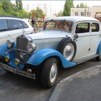 Mercedes-Benz W 21, 1936г. :: Владимир Прокопов