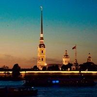 Вечерний Санкт-Петербург :: Сергей Владимирович Егоров