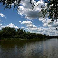 В реку смотрятся облака :: Василь Веренич