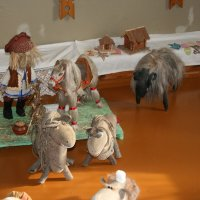 Пастушок и домашние животные :: Дмитрий Солоненко