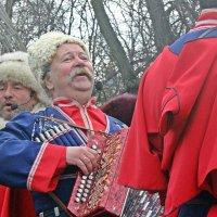 Первый  парень на станице! :: Виталий Селиванов
