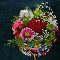 Цветочная коробочка :: Светлана