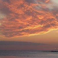 Розовые облака Исландии :: Анатолий Кузьмин