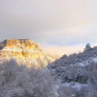 Утро в горах :: Тамара