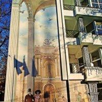 граффити :: Александр Корчемный