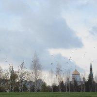 В парке Зарядье :: Маера Урусова