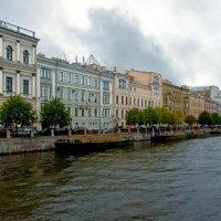 Набережная реки Мойки :: Сергей Карачин