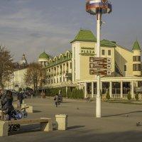Главная площадь города :: Александра