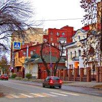 Улица Ульяновская :: наталия