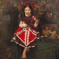Куколка :: Елена Пахомычева