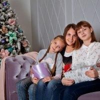 Новогодняя сказка :: Кристина Беляева