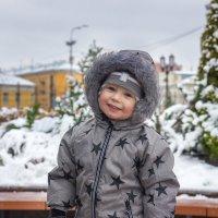 У нас первый снег!!! :: Игорь Воронков