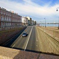 вид с Литейного моста :: Елена