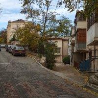 Улочка в Севастополе :: Ардалион Иволгин