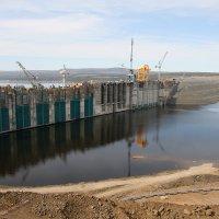 ГЭС заполнение :: Владимир Леонтьев
