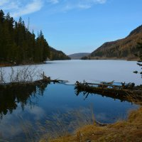 Озеро Чейбеккёль. :: Валерий Медведев