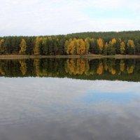Линия осени :: Валерий Скобкарёв