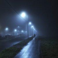 Синий туман :: Игорь Свет