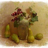 Груши и виноградная лоза :: Nina Yudicheva