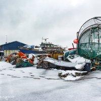 рыбацкая деревня :: юрий карпов