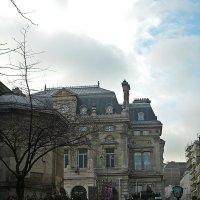 Парижские  улочки. :: Виталий Селиванов