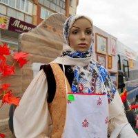 Если в женщине все прекрасно, скорее всего, это манекен..:) :: Андрей Заломленков