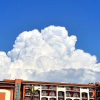 Просто облако в Турции :: Денис Кораблёв