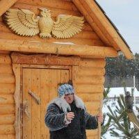 Резиденция Бабы Яги :: Валерий Скобкарёв