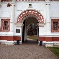 Ворота. :: Владимир Драгунский