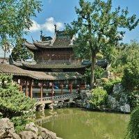 В саду Ю Юань :: Андрей K.