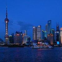 Деловой центр Шанхая :: Андрей K.