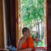 Монах храма пещеры тигра :: Павел Катков