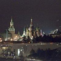 Москва вечерняя :: marmorozov Морозова