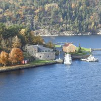 Берега Норвегии :: Natalia Harries