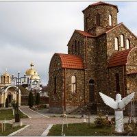 Храмовый комплекс :: Юрий Глаголистов