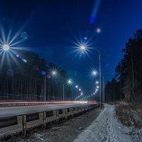 А я люблю дорогу... :: Андрей Поляков
