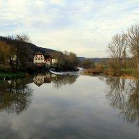 Мельница.. на воде :: Эдвард Фогель