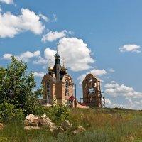 Покровский пещерный монастырь. Оренбургская область :: MILAV V