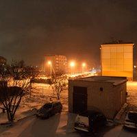 Зима подкралась ночью незаметно И всё в округе снегом замела.....................26.10.2017    6-22 :: Анатолий Клепешнёв
