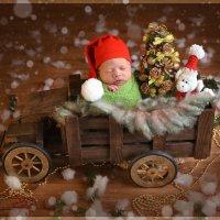 Скоро новый год... :: Юлия Слободскова