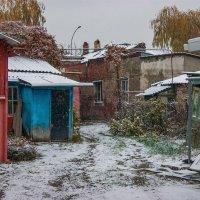 Городские трущобы :: Игорь Сикорский