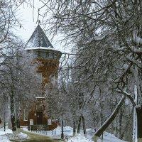 Поздняя осень во Владимире :: Сергей Цветков